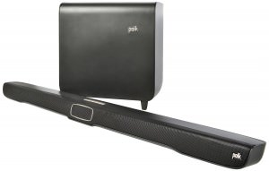 Polk Audio Omni SB1 Wireless Sound Bar System